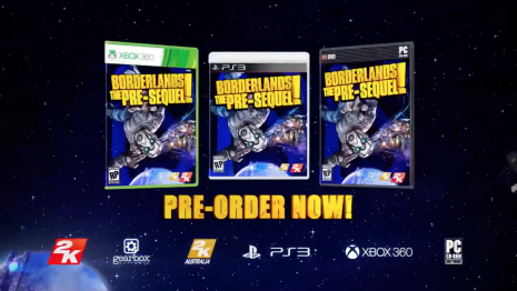 Borderlands – The Pre-Sequel Moon Dance Trailer E3 2014