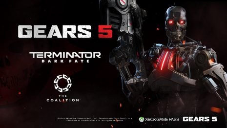 Terminator Dark Fate Gears 5